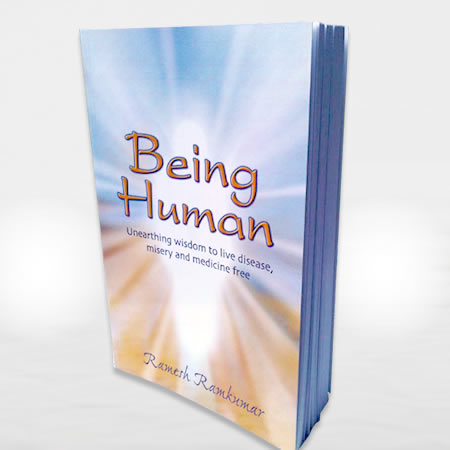 Being Human - The book